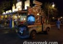 Mater on his way to the Cozy Cone