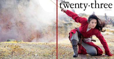 Disney Twenty-Three Spring 2020 Cover
