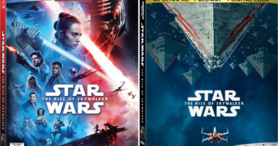 Star Wars: The Rise of Skywalker Blu-ray & 4K