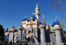 Disneyland Sleeping Beauty Castle This Afternoon