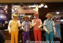 Picture & Video Clip: Dapper Dans of Disneyland Performing in the Emporium