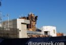 Avengers Campus (Marvel Project) at Disney California Adventure Construction Pictures (2/14/20)