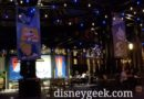 Pictures: Downtown Disney Banners in Dining Area