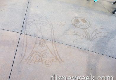 Pictures : Water Art at Disney California Adventure