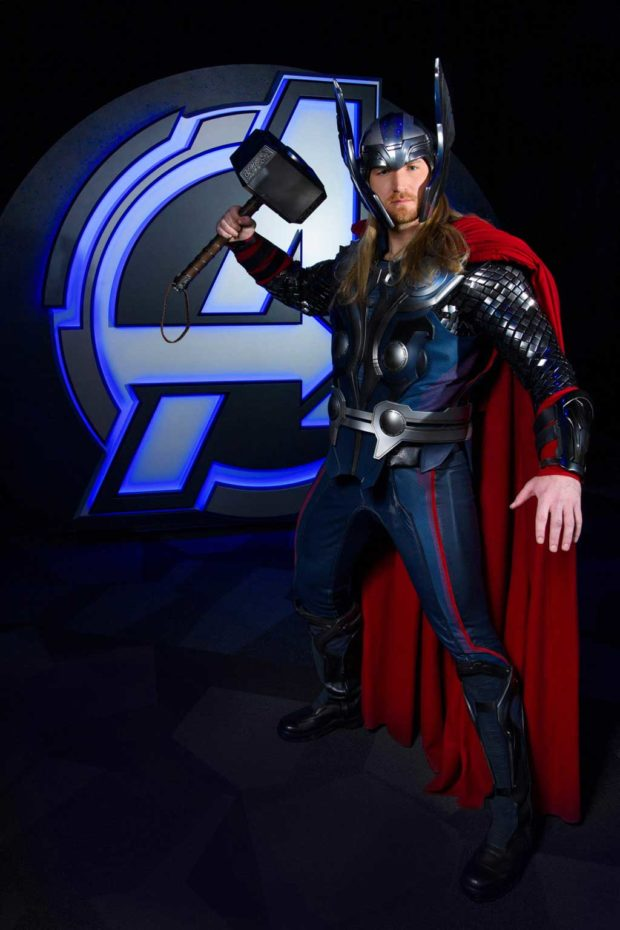 Thor (Joshua Sudock/Disneyland Resort)