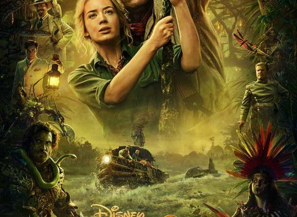 Disney's Jungle Cruise Poster