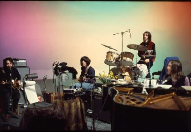 The Beatles in THE BEATLES: GET BACK