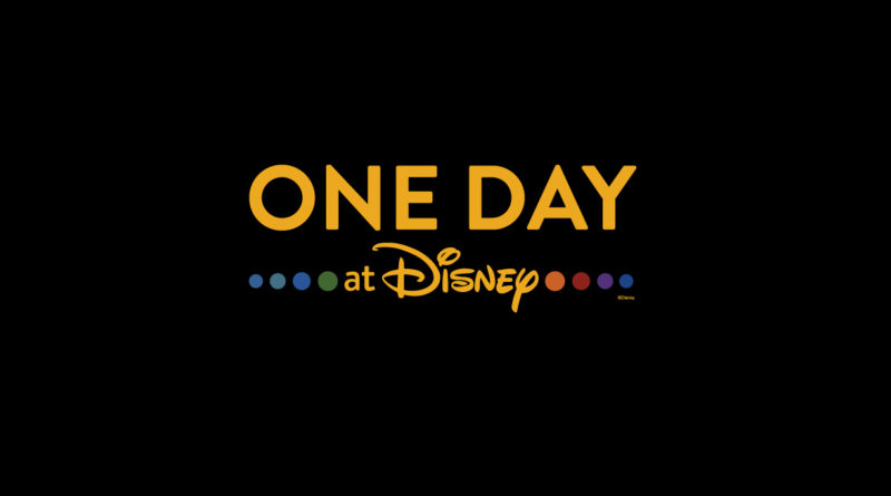 One Day At Disney Logo