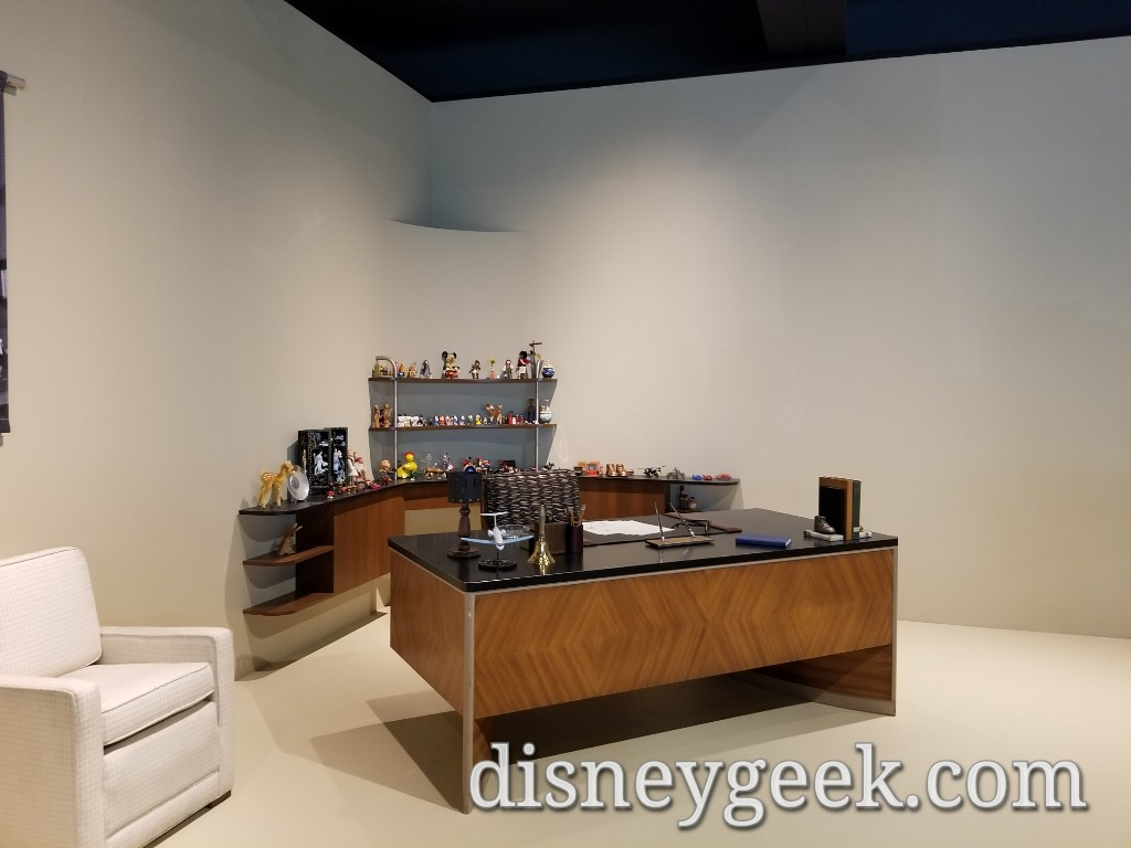Walt's Office set from Saving Mr. Banks
