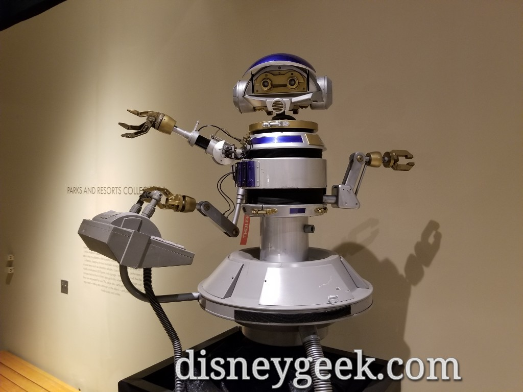 Rex from Star Tours is part of the Theme Parks Collection