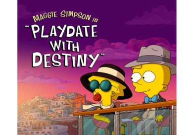 Maggie Simpson in 'Playdate with Destiny' Debuts Tomorrow on Disney+