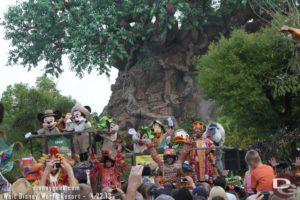 Disney's Animal Kingdom 15th Anniversary