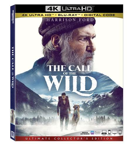 The Call of the Wild Home Video