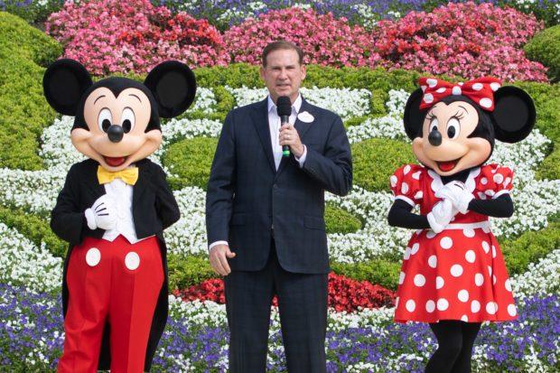 Shanghai Disneyland Reopening