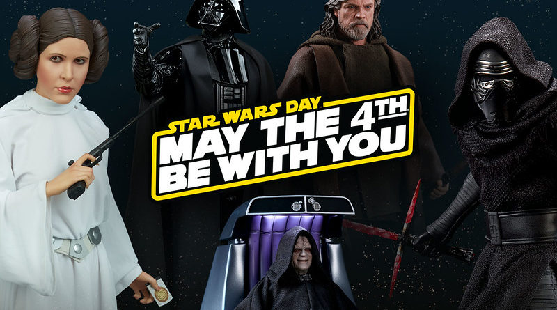 May the 4th - Star Wars Day 2020