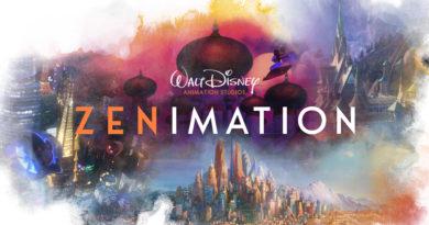 Zenimation on DisneyPlus