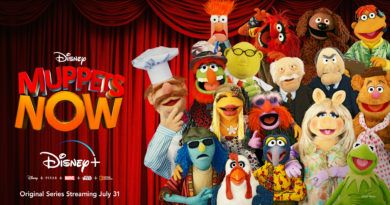 Muppets Now on DisneyPlus