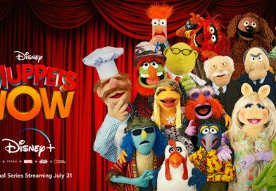 #MuppetsNow Premiering July 31 on Disney+