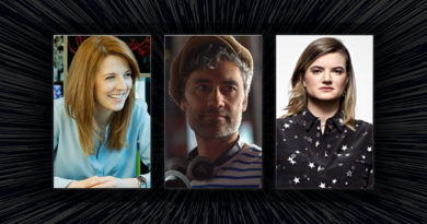 Academy Award Winner Taika Waititi to Direct and Co-Write new Star Wars Feature Film for Theatrical Release; Oscar Nominee Krysty Wilson-Cairns to Co-Write Screenplay with Waititi Emmy Nominee Leslye Headland to write, produce, and serve as showrunner for new untitled Star Wars series for Disney+.