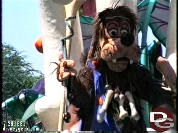 1992 - The World According to Goofy Parade