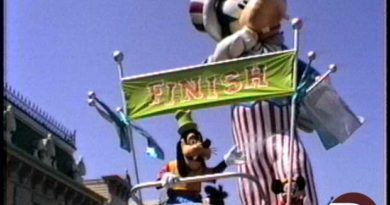 1992 - The World According to Goofy Parade