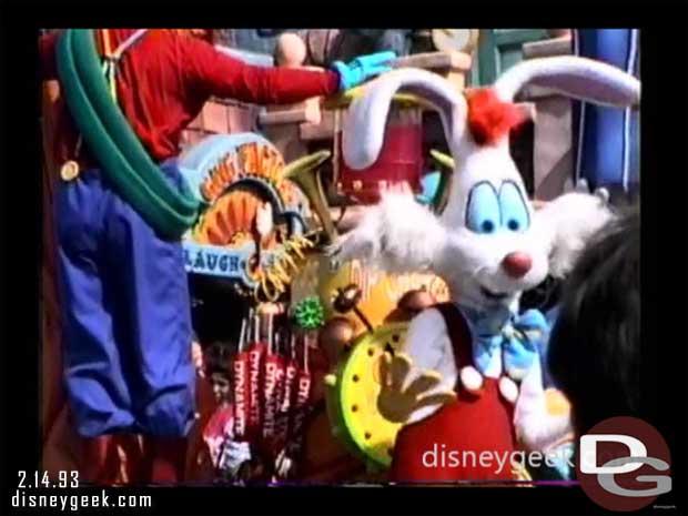 Disneyland 2/14/93 - Mickey's Toontown