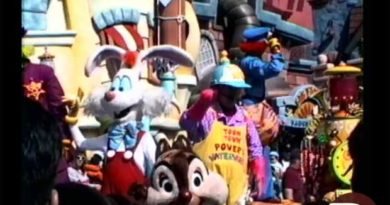 Disneyland 2/14/93 - Mickey's Toontown