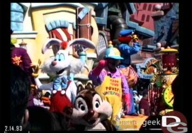 1993 Video – Mickey's Toontown Welcome Blast
