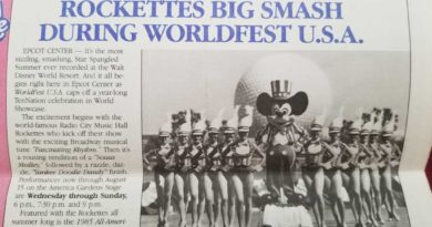 Walt Disney World News Publication for June 21-July 4, 1985
