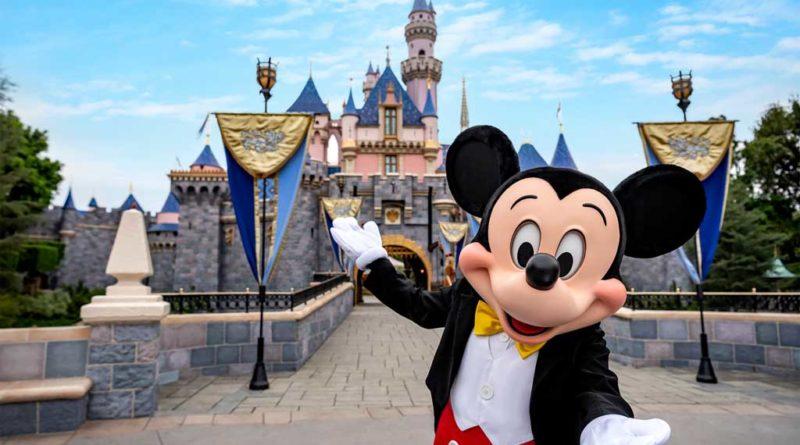Disneyland-Resort Reoping Annoluncement
