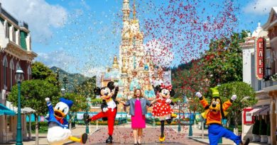 Hong Kong Disneyland - Reopening