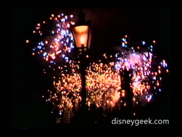 Epcot 1994 4th of July