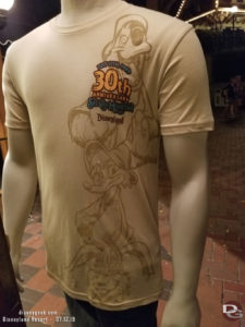 Disneyland Splash Mountain 30th Anniversary Shirt