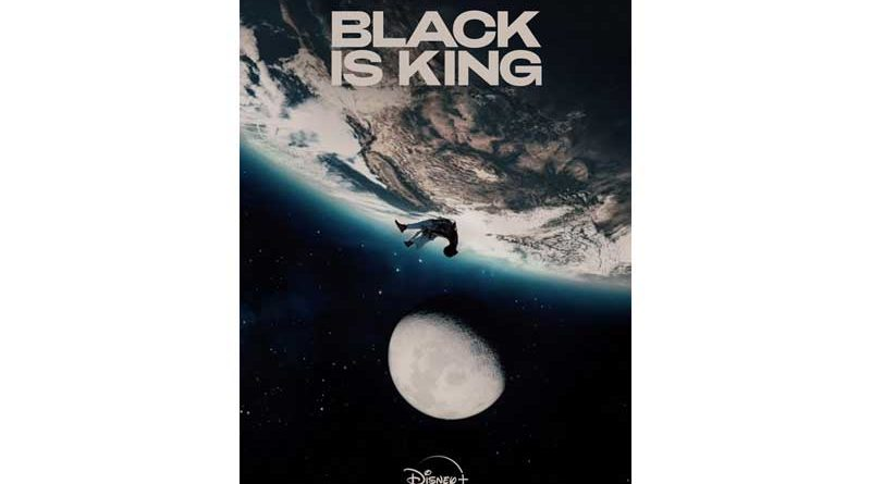 BIK_Black is King on Disney Plus