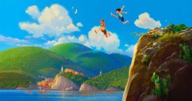 Disney Pixar - Luca
