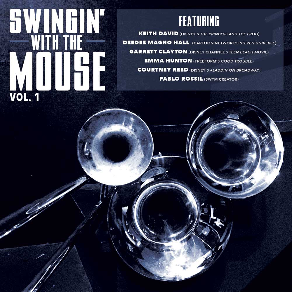 Swingin' with the Mouse Vol 1 - performers