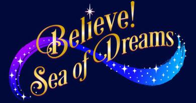 Believe! Sea of Dreams @ Tokyo DisneySea