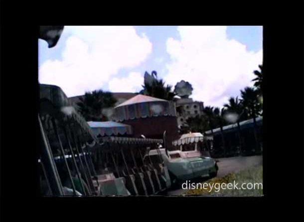 1994 Epcot Resorts Tram