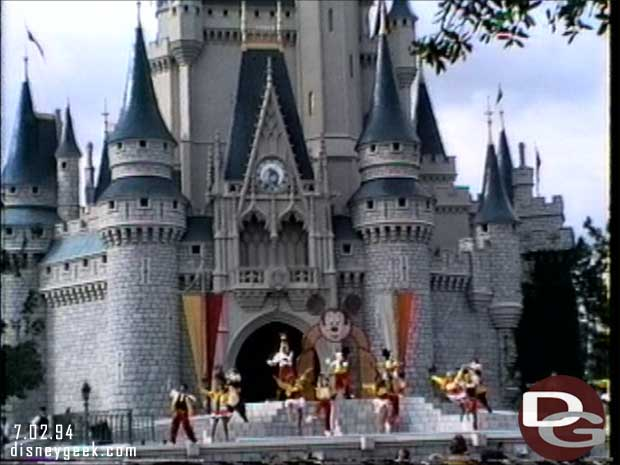 1994 - Disneymania @ Magic Kingdom WDW