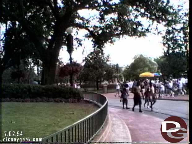 1994 - Magic Kingdom Hub
