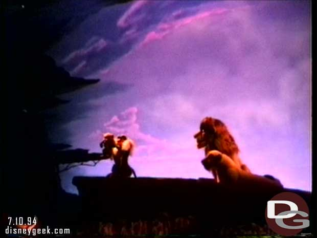 1994 - Legend of the Lion King