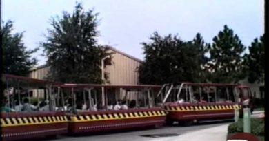 Disney-MGM Studios - Studio Backlot Tour 1994