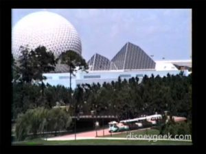 1994 Epcot Resorts Tram