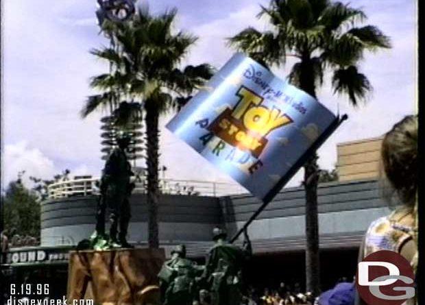 Toy Story Parade - Disney-MGM Studios - 1996