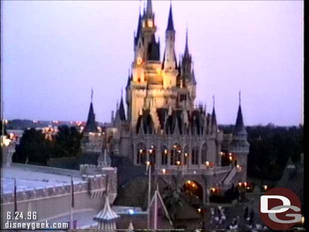 1996 Magic Kingdom Skyway