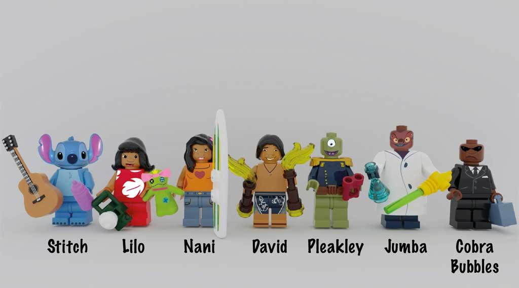Lilo & Stitch LEGO