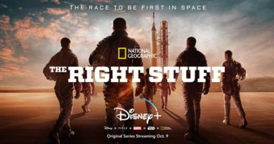 The Right Stuff on DisneyPlus