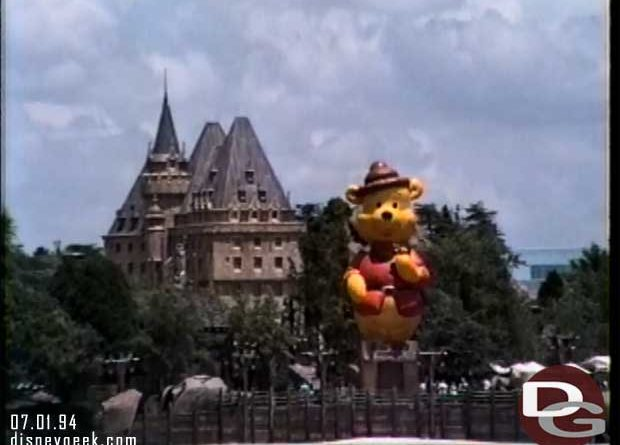 1994 - Canada Day @ Epcot World Showcase