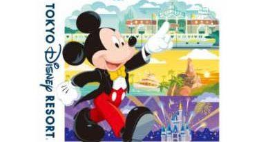 Tokyo Disney Resort Shopping Bag