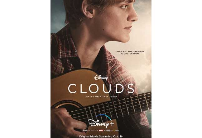 Disney Plus Clouds